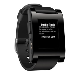 Smartwatch Tools for Pebble