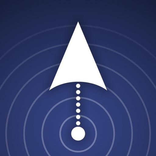 Geocaching Compass