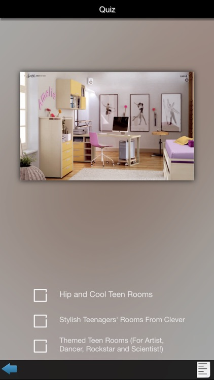 Teen Room Designs screenshot-3