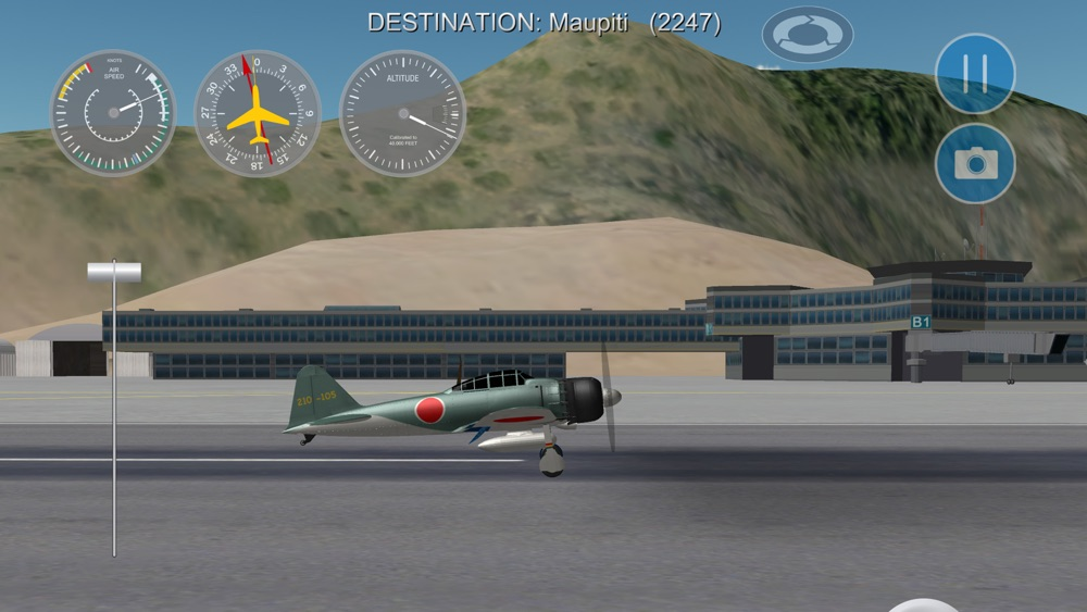 Airplane Bora Bora Cheat Codes