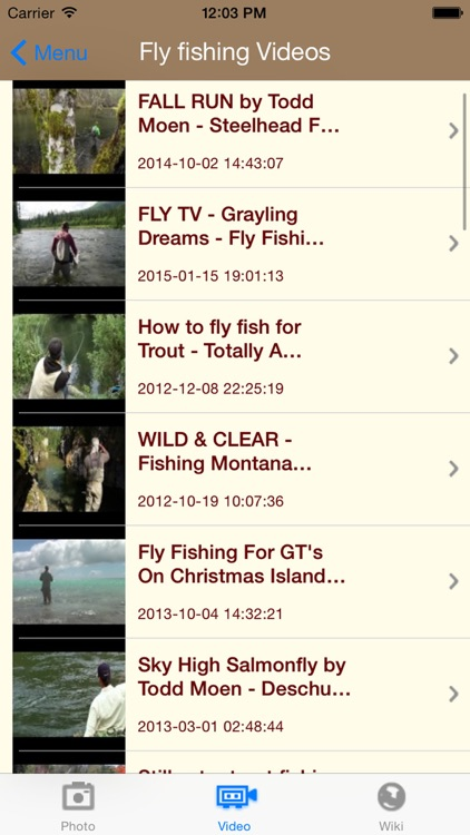 Ultimate Fly Fishing screenshot-3