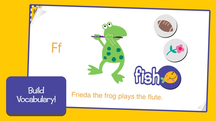 Wee Sing & Learn ABC - Preschool Alphabet Learning Activity & Music Book screenshot-2