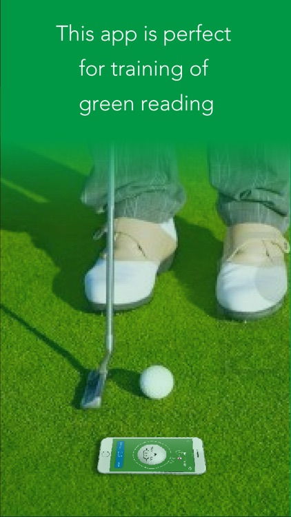 AimAid - Golf putting training app screenshot-4