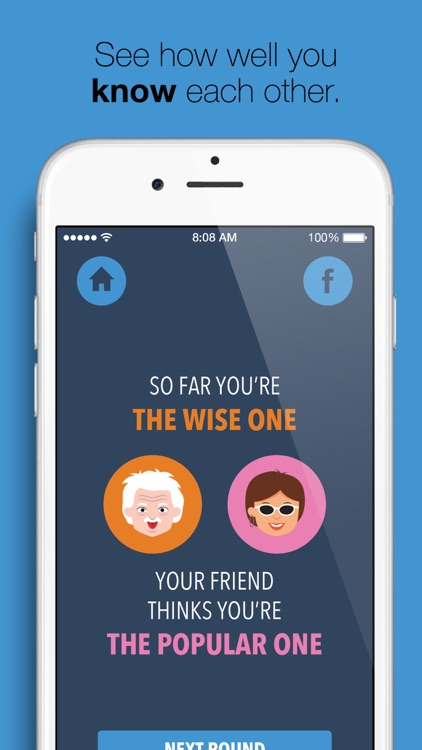 Friend Score - play, compare answers & get insights screenshot-3