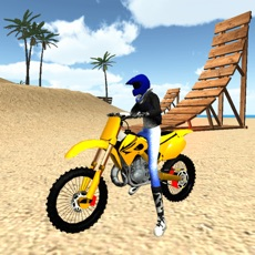 Activities of Motocross Beach Jumping 3D - Motorcycle Stunt Game