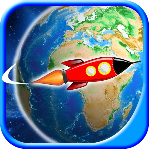 World Quiz Game - The fantastic Trivia tour of the Earth iOS App