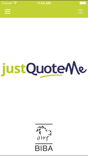 Quote Finder Stunning Just Quote Me UK Insurance Quote Finder On The App Store