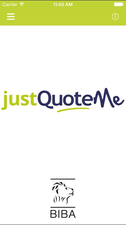 Just Quote Me UK Insurance Quote Finder By Freecom Internet Unique Quote Finder
