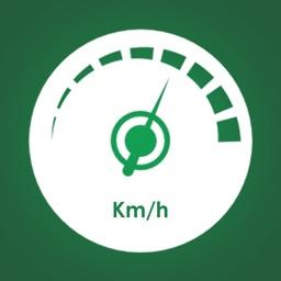 GPS Tracks Speedometer! CheckIt: Speed Limit & CompassBox