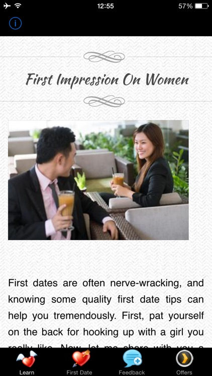 Nerve dating app