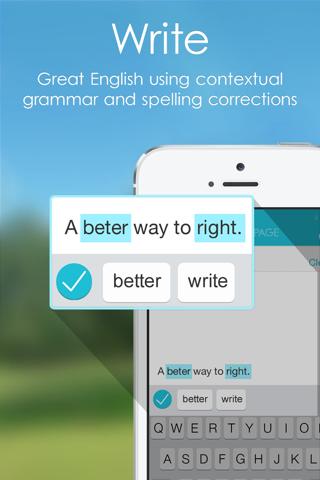 Page: English Grammar Checker screenshot 2