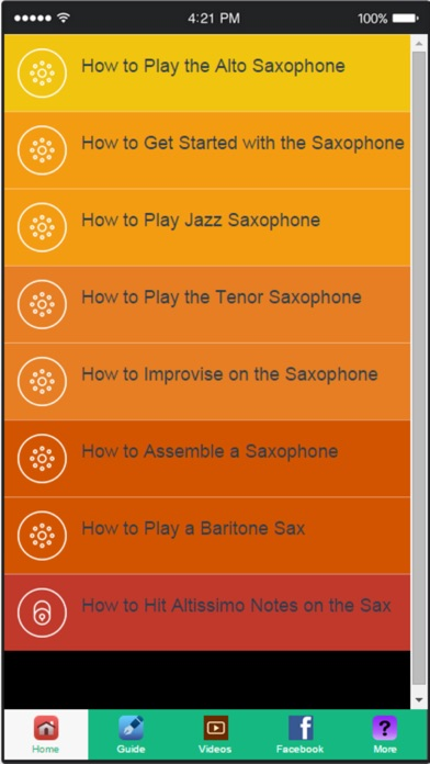 download How to Play The Saxophone - Saxophone for Beginners apps 2