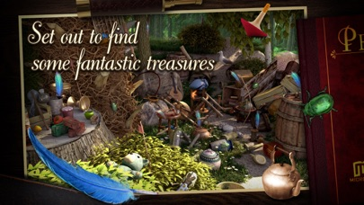 Peter & Wendy in Neverland - A Hidden Object Adventure screenshot two