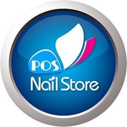 POS Nail Store on iPad