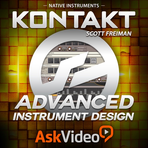 Advanced Instrument Design Course for Kontakt