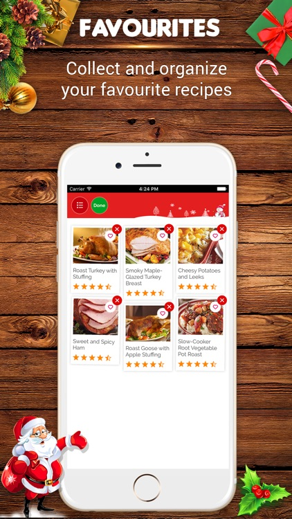 500+ Christmas Recipes Pro ~ The Best Christmas Recipes Collection screenshot-3