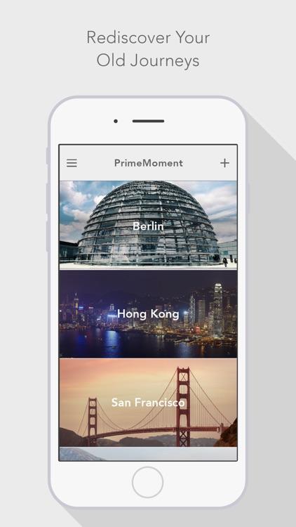 PrimeMoment - Photo Management, Tags, Memory screenshot-4