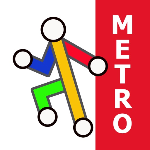 Barcelona Metro - Map and route planner by Zuti