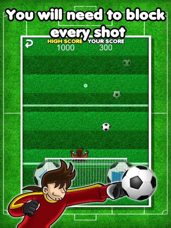 Amazing Goalkeeper - Bravo Penalty Soccer Sports Showdown HD Free