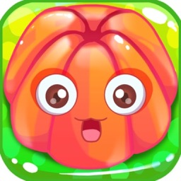 Jelly Gummy Blast - 3 match puzzle game