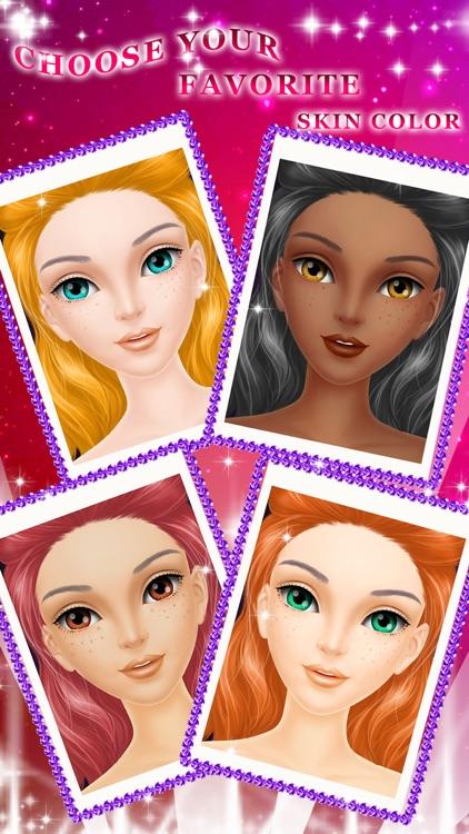 Make Up Me - Girls Makeup, Dressup and Makeover Games