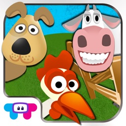 Farm Friends: First Numbers and Animals