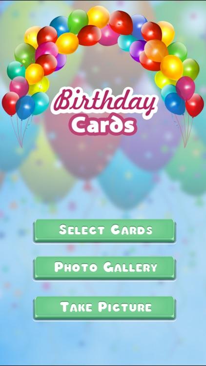 Birthday Cards*