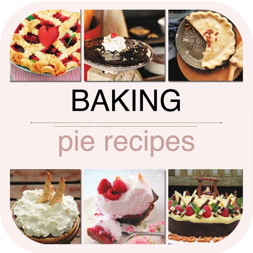Baking - Pie Recipes for iPad