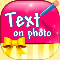 Text on Photo Editor with Camera Effects – Write Cute Captions and Add Stickers to Pics