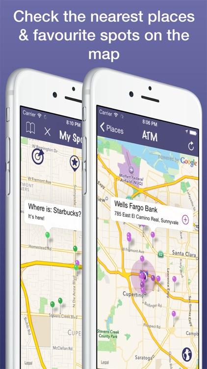 My Spot Pro - Map Location & Parking Spot History screenshot-3