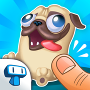 Puzzle Pug - 帮助虚拟宠物狗