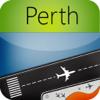 Perth Airport (PER) Flight Tracker Radar
