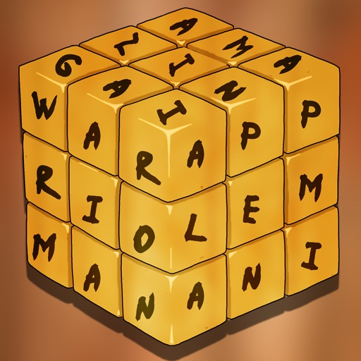 Amazing Word Warrior Mania - best brain training board game
