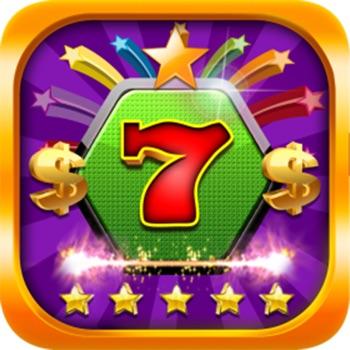 Casino Slots-Roulette-Blackjack!