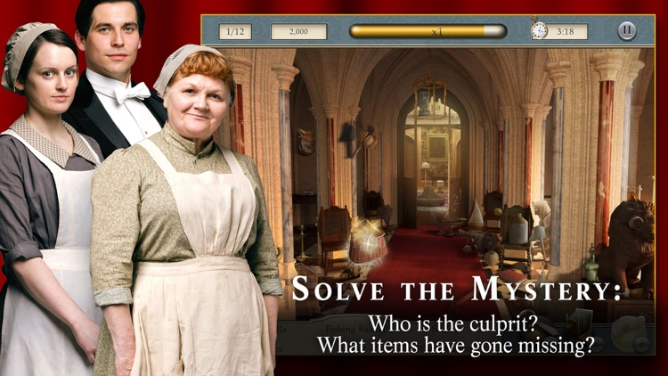 Downton Abbey: Mysteries of the Manor screenshot-0