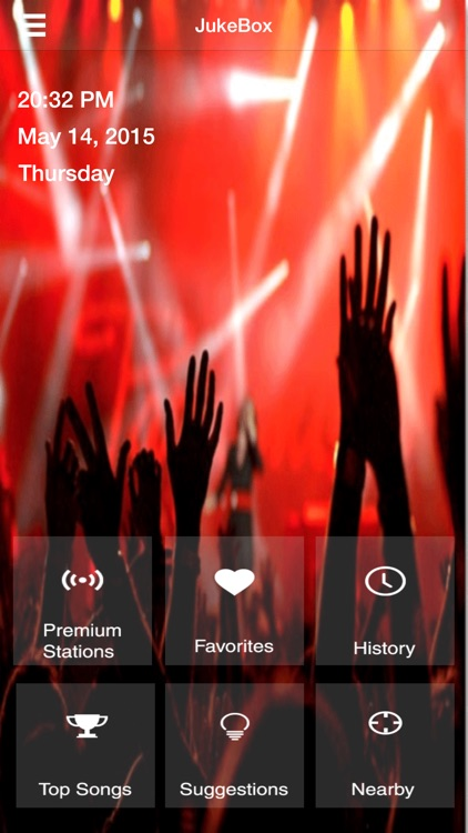 JukeBox: On-Demand Songs & Talk Shows screenshot-0