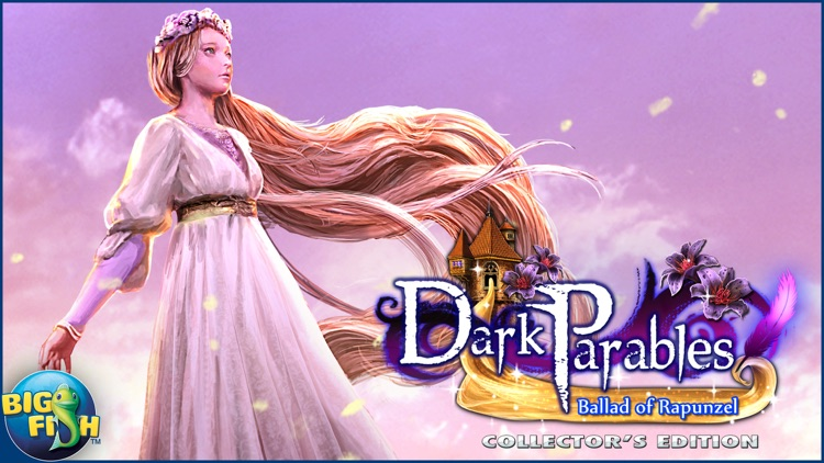 Dark Parables: Ballad of Rapunzel - A Hidden Object Fairy Tale Adventure screenshot-4