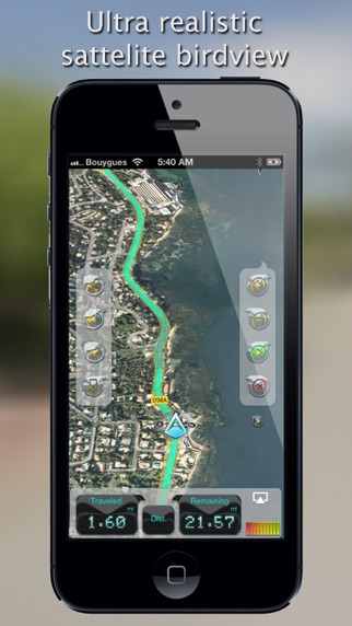 iWay GPS Navigation - Turn by turn voice guidance with offline mode app image