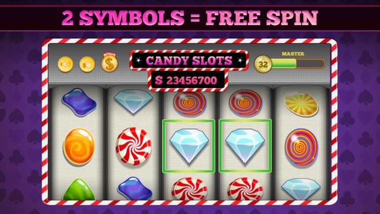 777 Candy Slots Casino screenshot-1