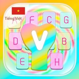 PrettyKeyboard ThemesExclusive Vietnamese language