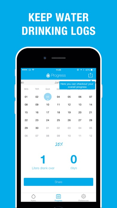 download Hydro - Daily Water Intake apps 1