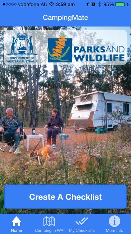 Camping Mate