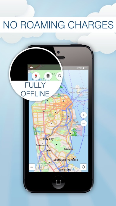 download Annie Map for Travel – Offline Map, POI Search, GPS Location, Simple Directions apps 1