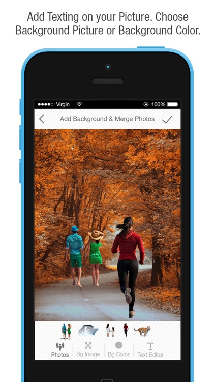 Photo Eraser Change Background of Pictures & add Texting to your Images screenshot-3