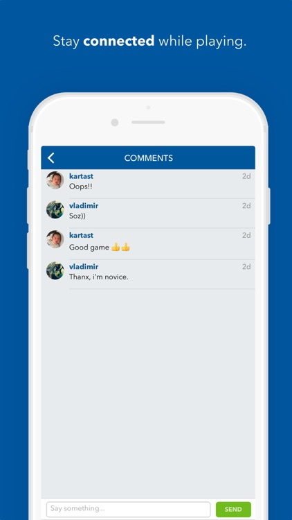 movess - social networks for board games