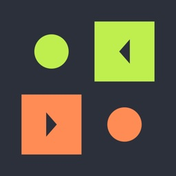 BOX and DOT: game about squares