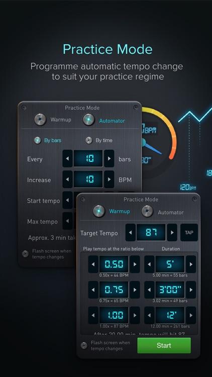 Pro Metronome - Tempo,Beat,Subdivision,Polyrhythm screenshot-4