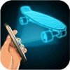 Hologram Fingerboard Simulator