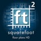 Square Foot: Floor Plans HD brings floor plans to the iPad