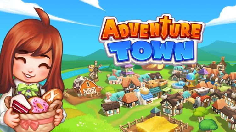 Adventure Town screenshot-0